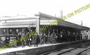 Lewisham-Junction-Railway-Station-Photo-St-Johns-to-Blackheath-and-Ladywell