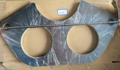 Concrete Pump Spare Parts Schwing Spectacle Wear Plate 30391048 Duro 22