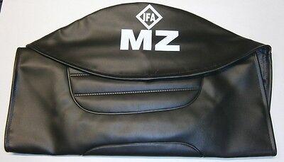 Sitzbezug / Sitzbankbezug mit Schriftzug für MZ ETZ250