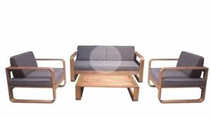 Euro Italia Delta Outdoor Lounge - 4 piece outdoor setting Nerang Gold Coast West Preview