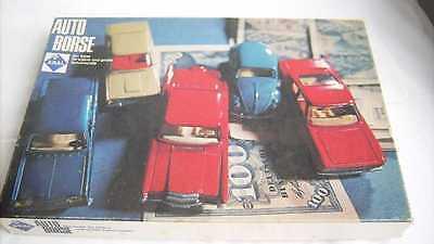 altes Spiel Autobörse Aral 60er 60s SIKU vollständig mit Anleitung