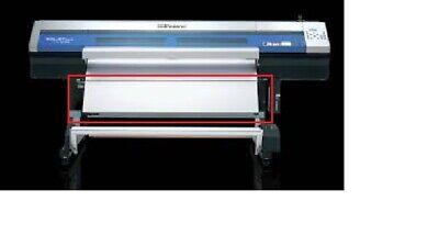 Genuine Roland Soljet Pro Iii Xc-540 Printer Extended Heater Plate Unit Du540