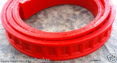 New Concrete Cement Texture Art Deco Tile Dental Mold Countertop Edge Form Stamp