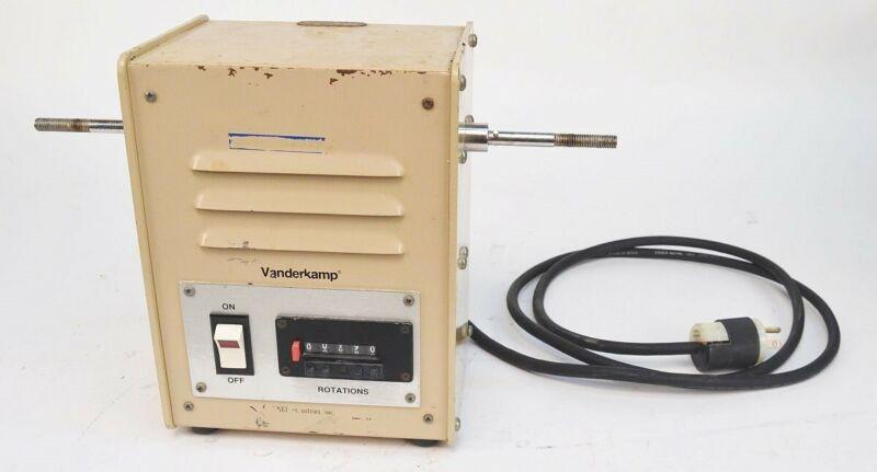 Vankel Vanderkamp 10809 Friability Tester