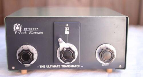 Antenna Tuner - Murch Elec. UT-2000 Transmatch