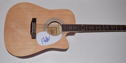 Halsey Signed Autographed Full Size Acoustic Guitar ACOA COA