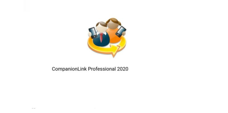 CompanionLink Professional 2020 With Activator - Instant Delivery