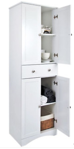 Cabinet / Pantry - 4 Door with drawer