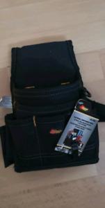 Kuny's 9 pocket electrical maintenance pouch