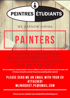 JOIN OUR STUDENT PAINTING TEAM!