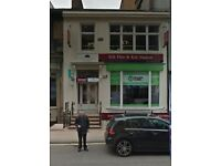 incredible location on Bath st - ground floor retail/office space available for short or long let
