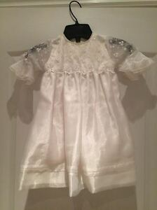 Flower Girl Dress (Infant) – Size 6 months – 1 year