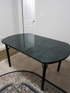 Dinette/Kitchen Table with 5 chairs - Must sell Kitchener / Waterloo Kitchener Area image 1