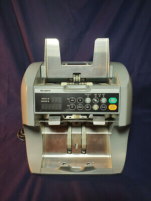Glory Gfr-s90v Currency Notebill Counter W Counterfeit Detection