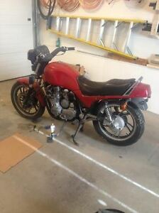 81 Yamaha Seca 750 PARTS ONLY