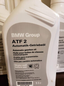 BMW Automatic gearbox oil ATF 2 (4 Litres)