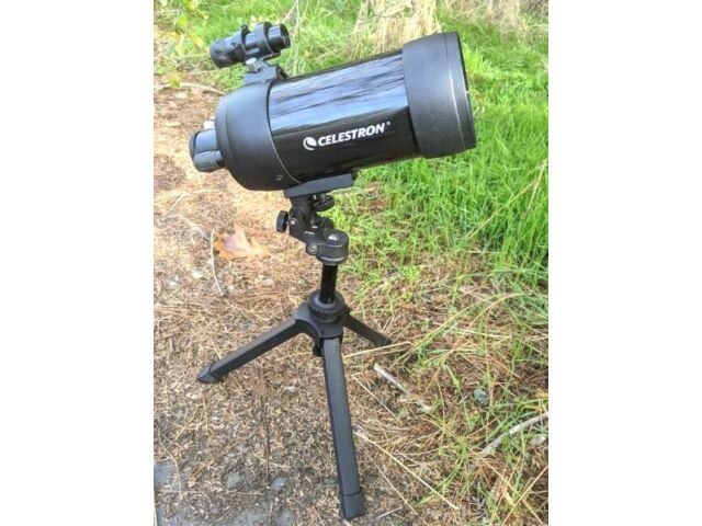 CELESTRON C90 Spotting Scope Telescope Astronomy & Bird Watching w/ Backpack