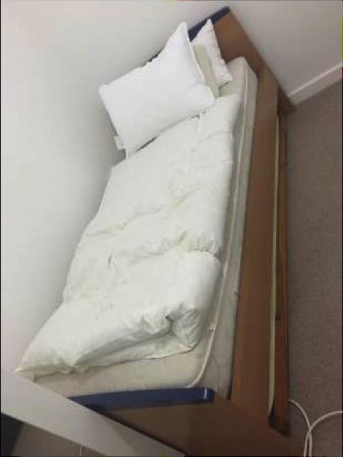 Guest Single Bed With 2nd Pull Out Bed In Poplar London