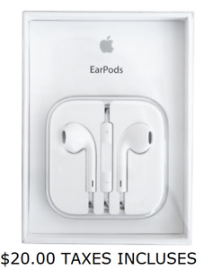 Neuf ORIGINAL Apple Iphone EarPods Ecouteur MD827LL/A 6S 6 5S 5