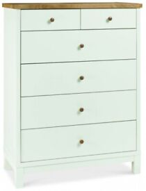 Virginia 4+2 drawer chest for sale