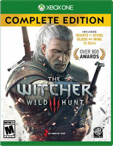 The Witcher 3 - Wild hunt Édition complète - Xbox One