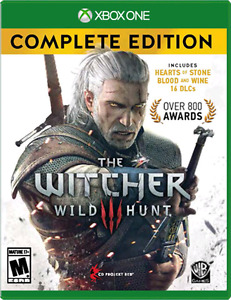 The Witcher: Wild Hunt Complete Edition xbox one