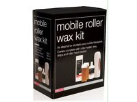 Salon Services Mobile Roller Wax Kit