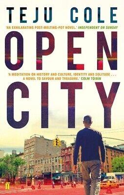 Open City - Teju Cole - 9780571279432 Teju Cole Open City