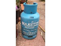 Butane gas cylinder for sale