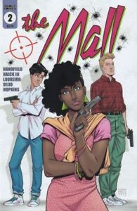 The Mall #2 Scout Comics Optioned .. Willing to Ship