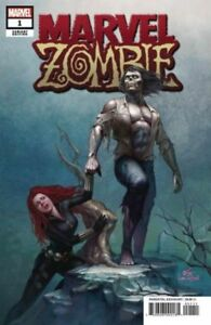 Marvel Zombie #1 InHyuk Lee Variant ... Willing to Ship
