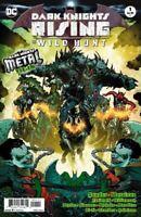 Dark Knights Rising The Wild Hunt #1 Foil Cover ... Will Ship