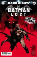Batman Lost #1 Foil Cover ... Willing to Ship