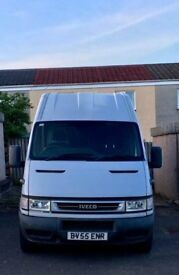 Newly Renovated Campervan/ Racevan Looking for a NEW HOME