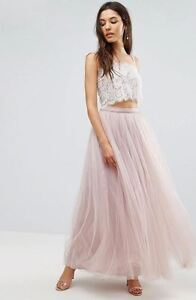 Bridesmaid/Prom Tulle Skirt