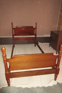 Gibbard Four Poster Twin Bed