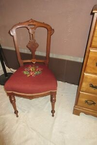 Antique Side Chair London Ontario image 1