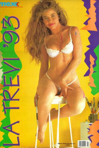 Gloria Trevi Calendars. Collectors Items, Rare, Out of Print. New! 1993