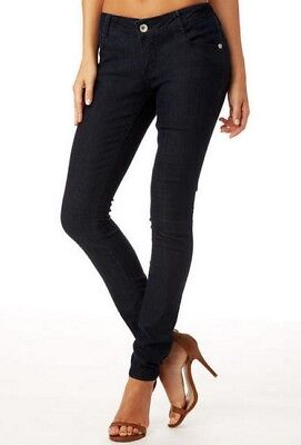 New! EXTRA LONG: Various Colors Skinny Jeans Jr. Sizes 3-21 INSEAMS 35