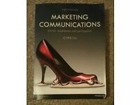 Marketing Communications - Sixth Edition Book