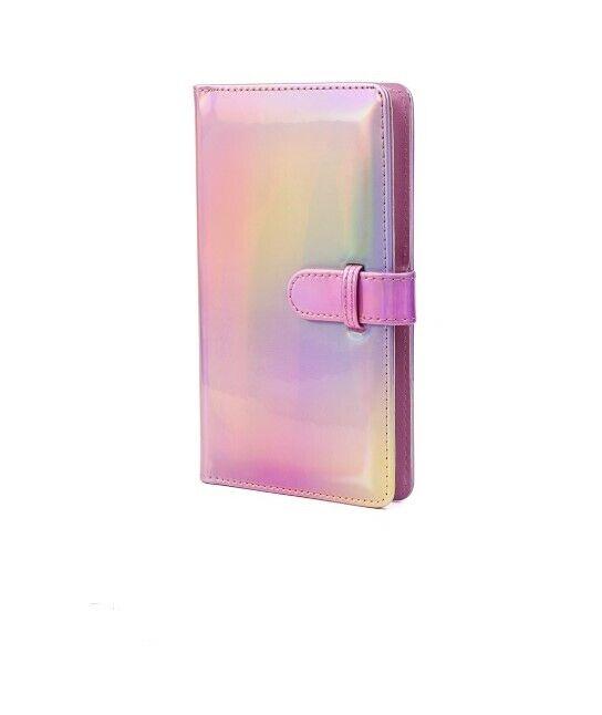 Iridescent Metallic Pink Album for Fuji Instax Mini Prints