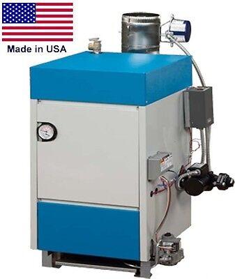 Natural Gas Boiler - 150000 Btu - 5.6 Gallons - Csa Listed - Interrupted Spark