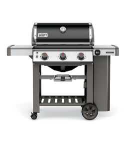 New Weber Genesis II Barbeque Grill Gas Trades for Gold