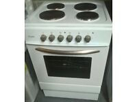 Royale White & Silver Cooker.