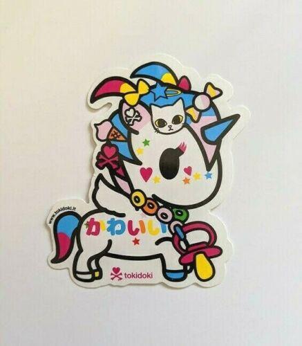tokidoki sticker - Yurameki