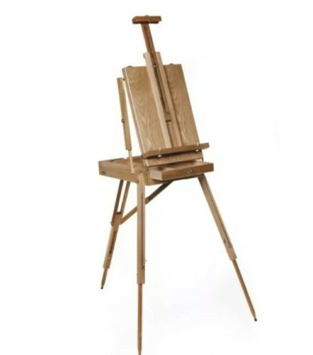 j darice french sketch box easel