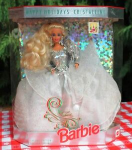 1992 Happy Holiday Barbie Doll Special Edition