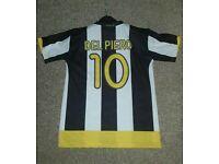 Alexander del piero Juventus fc official Jersey