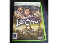Lost Odyssey Xbox 360 Game XBOX ONE