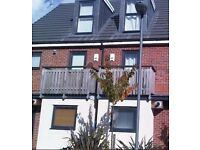 Cosy Double Room with Balcony in Lovely House